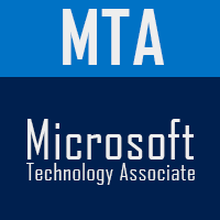 MTA Microsoft Technology Associate Certification TEST4U