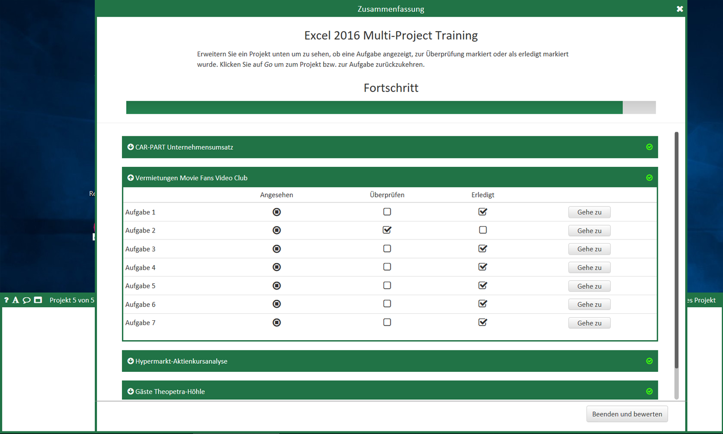 MO-201 Excel Expert (Office 365 & Office 2019) English version