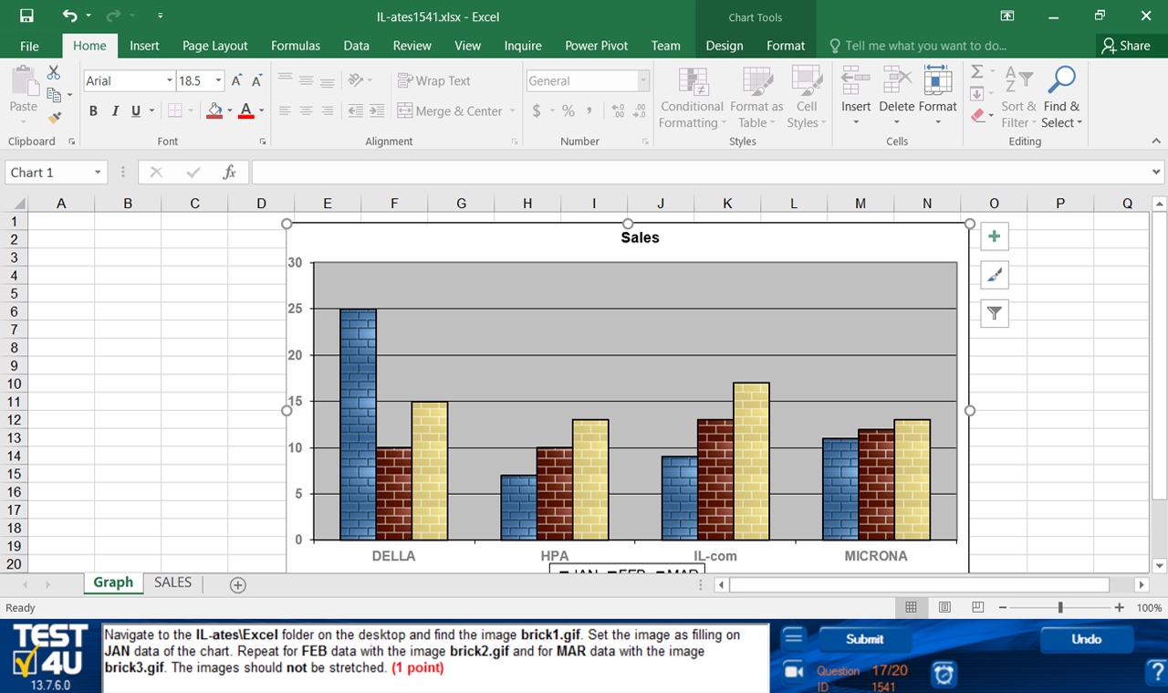 TEST4U Microsoft Excel 2013, 2010, 2007, 2003-German version