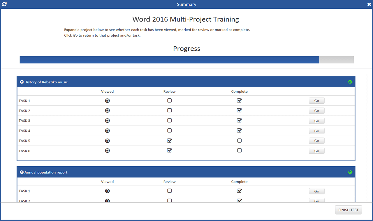 MO-101 Word Expert (Office 365 & Office 2019) English version