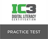 IC3 Digital Literacy GS5 – Practice Test