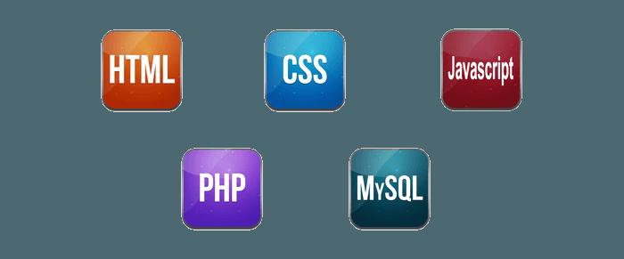Free web development courses - HTML, CSS, JavaScript, PHP, MySQL
